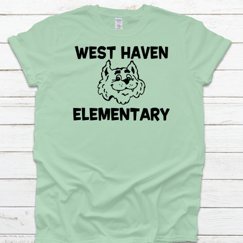 WH Elem Mint Tshirt\