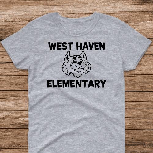 WH Elem Sp Gray Tshirt