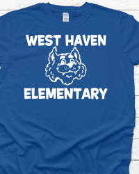 WH100-West Haven Elementary T-shirt