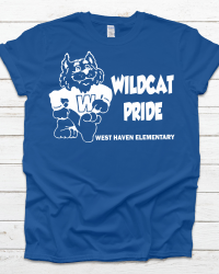 WH103-West Haven Pride T-shirt