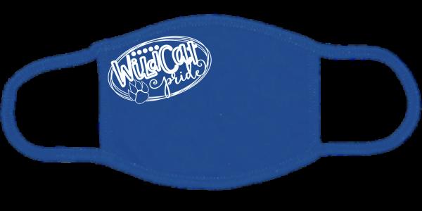 Wildcat Pride Royal Mask