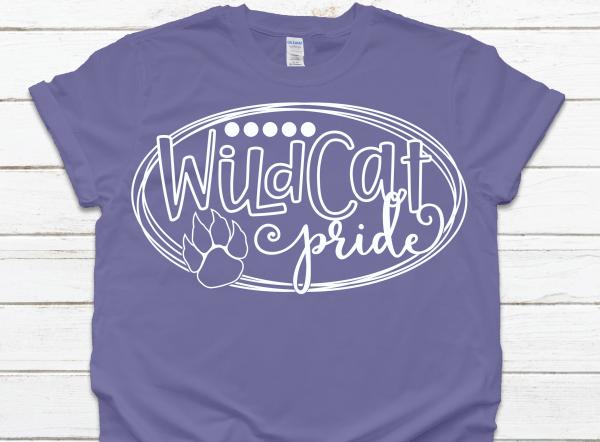 Wildcat Pride Violet