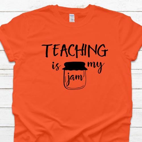 Teaching is my Jam Org