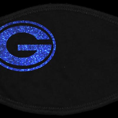Glitter G Mask