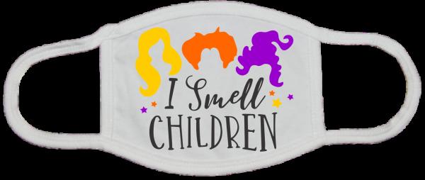 I Smell Children Face Mask