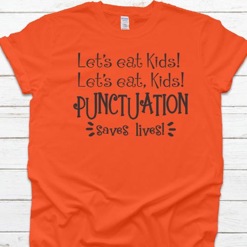 Lets eat kids orange