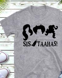 HA102-Hocus Pocus SisTaahs T-shirts