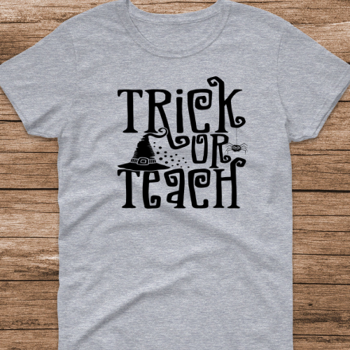 Trick or Teach Sp Gra