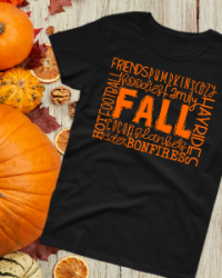 TK102-Fall Subway Art Hoodie
