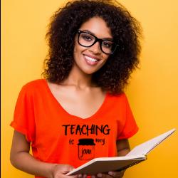 Teaching is my Jam Tshirt