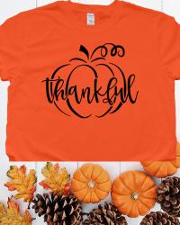 TK100-Thankful Long Sleeve Tee