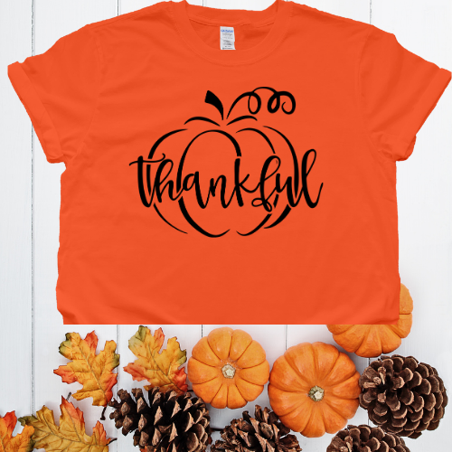 Thankful Org Tee