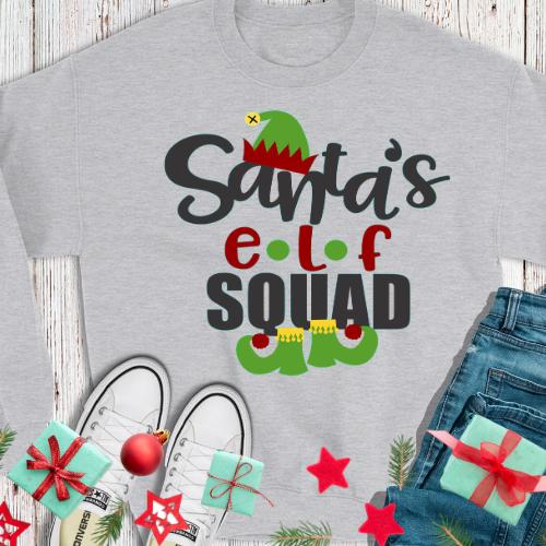 Elf Squad SShirt