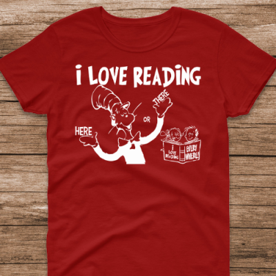 I love Reading Red SS