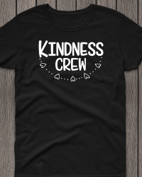 KND5-Kindness Crew Tee