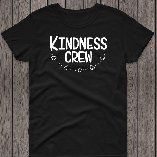 Kindness Crew Black
