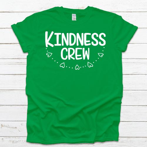 Kindness Crew Green