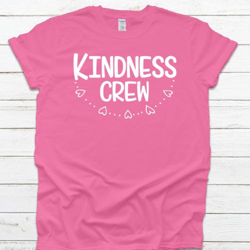 Kindness Crew Pink