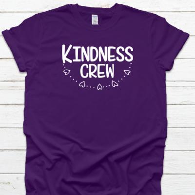 Kindness Crew Purple