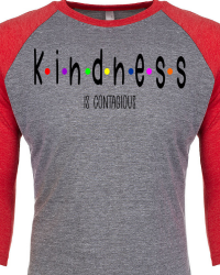 KND1-Kindness is Contagious T-shirt