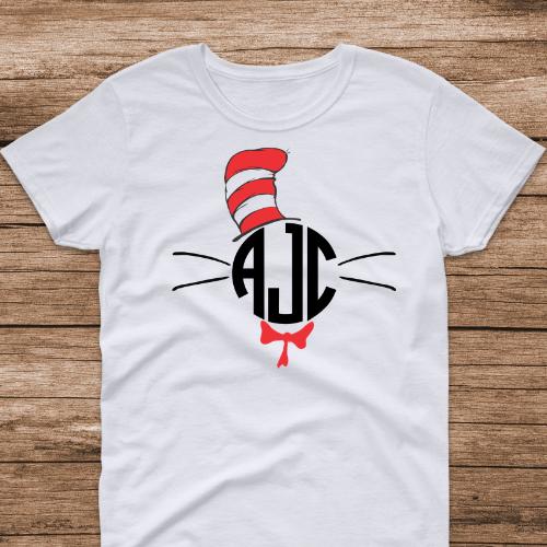Mono Cat in Hat SS