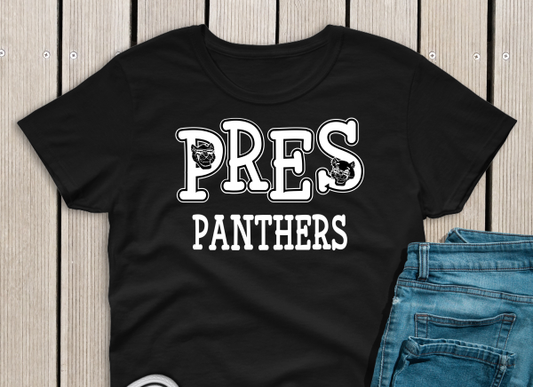 PRES Panthers Face Black