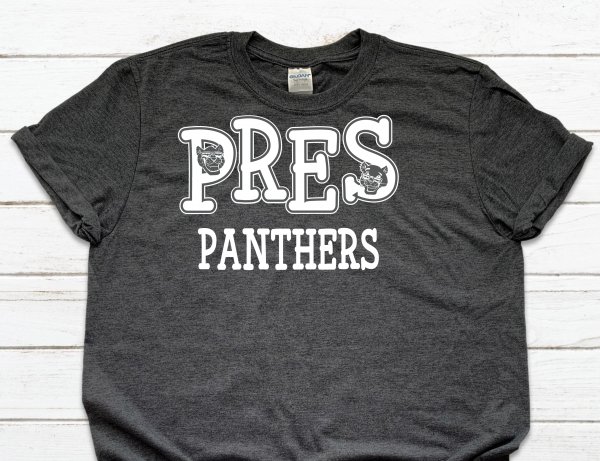 PRES Panthers Face gray