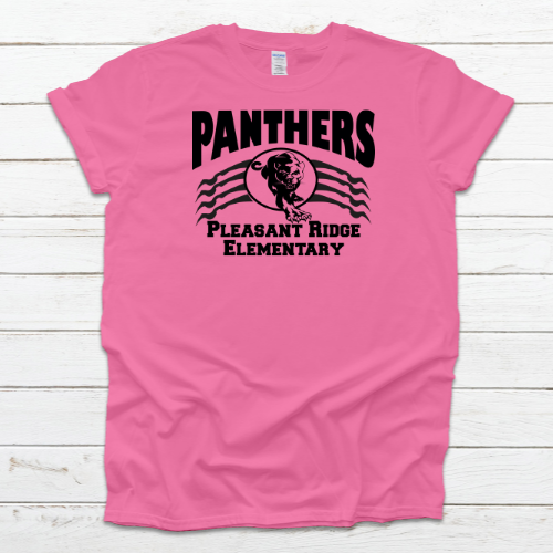 Mean Panther Tee