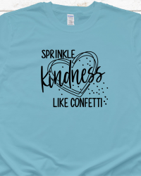 KND6-Sprinkle Kindness Tee