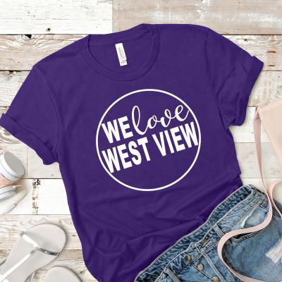 West View Elem Tshirt
